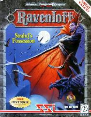 Ravenloft - Strahd's Possession (PC CD-Rom)