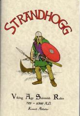 Strandhogg - Viking Age Skirmish Rules, 793 - 1066 AD