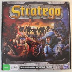 Stratego - The Classic Game of Battlefield Strategy