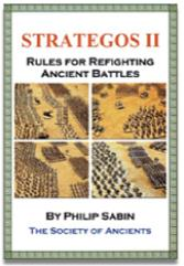 Strategos II - Rules for Refighting Ancient Battles