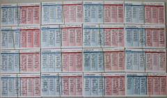 1920 Player Cards