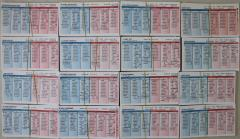 1938 Player Cards