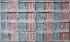 1941 Player Cards