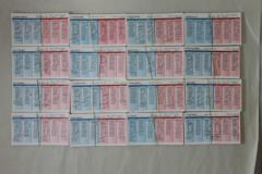 1969 Player Cards