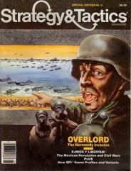 "Special Edition #3 ""Overlord, Ardennes Variants, Suspense Over Britain"""