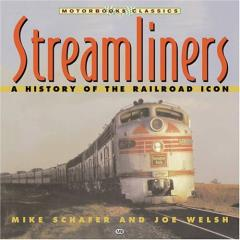 Streamliners - History of Railroad Icon