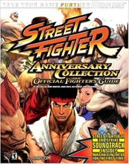Street Fighter Anniversary Collection Official Fighter's Guide