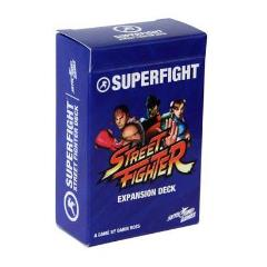 Streetfighter Deck, The