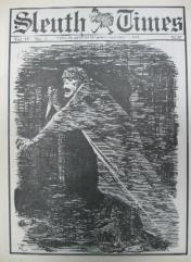 "Vol. 4, #3 ""Holmes & His Villains, Jack the Ripper"""