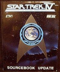 Star Trek IV - Sourcebook Update
