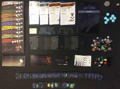 Sub Terra Collection - Base Game + 3 Expansions!