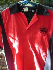 Succubus Club Bowling Shirt (L)