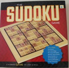 Sudoku Game, The