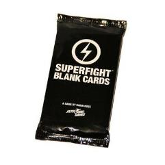 Superfight - Blank Cards