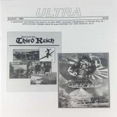 "#13 - Summer 1995 ""The Ultra System, The Sun Also Rises"""