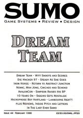 "#44 ""Final Issue, Dream Team, Iron Horse"""