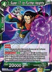 Super 17, to Further Heights