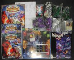 Super Dungeon Explore Super Duper Collection #1 - Base Game + 3 Expansions!