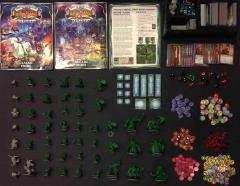Super Dungeon Explore Super Duper Collection #2 - Base Game + 11 Expansions!