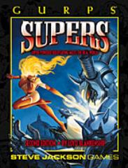 Supers (2nd Edition, 3rd Printing)