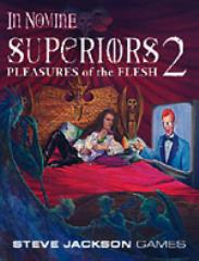 Superiors #2 - Pleasures of the Flesh
