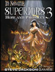Superiors #3 - Hope and Prophecy