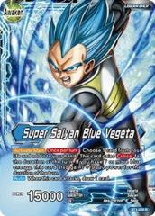 Vegeta // Super Saiyan Blue Vegeta