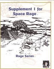 Rage Series Vol. #1 - Space Rage, Supplement #1