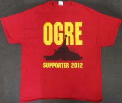 T-Shirt - Supporter 2012 (XL)