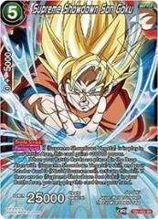 Supreme Showdown Son Goku