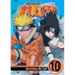 Naruto, #10 - Surviving the Cut