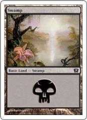 Swamp #340 (C) (Foil)