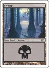 Swamp #342 (C) (Foil)