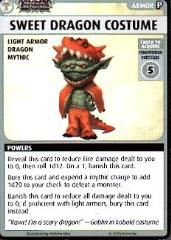 Wrath of the Righteous Promo Card - Sweet Dragon Costume