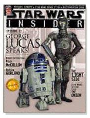 "#52 ""George Lucas Speaks!, Star Wars Satire from the Onion"""