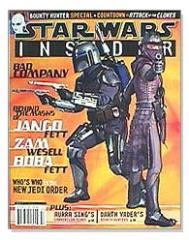 """#57 """"Bounty Hunter Special - Jango Fett, Zam Wesell, Boba Fett"""""""