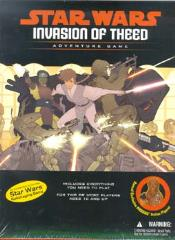 Invasion of Theed - Adventure Game