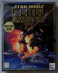 Rebel Assault II - The Hidden Empire