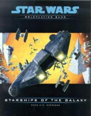 Starships of the Galaxy (1st Edition)
