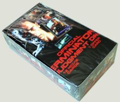 Terminator T2 Movie Cards Booster Box