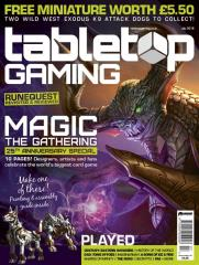"""#20 """"Runequest Revisited & Reviewed, Magic the Gathering 25th Aniversary Special, Kickstarting from Scratch"""""""