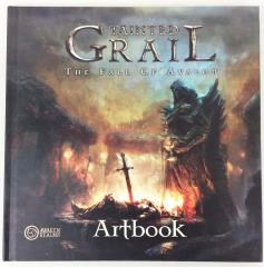 Tainted Grail - The Fall of Avalon, Artbook