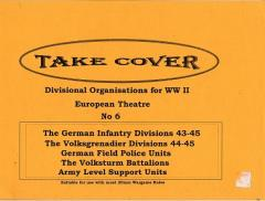 Take Cover - Divisional Organizations of WWII European Theatre #6