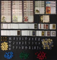 Talisman Collection - Base Game + 3 Expansions!