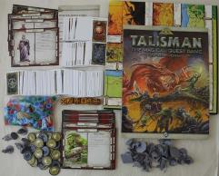 Talisman 2-Pack, Base Game + Reaper Expansion