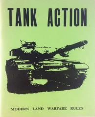 Tank Action - Modern Land Warfare Rules