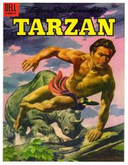 Tarzan Comic Print (Kickstarter Exclusive)