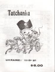 Tatchanka - Ukraine 1919-1921
