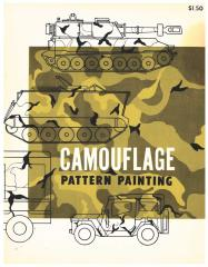 Camouflage Pattern Painting