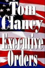 Jack Ryan #8 - Executive Orders